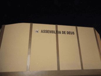INAUGURAÇÃO AD IV CENTENÁRIO