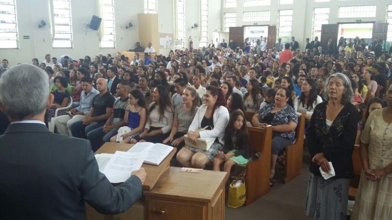 ULTIMO BATISMO E CEIA DE 2016 DA ASSEMBLEIA DE DEUS DE VILA BANCARIA 03