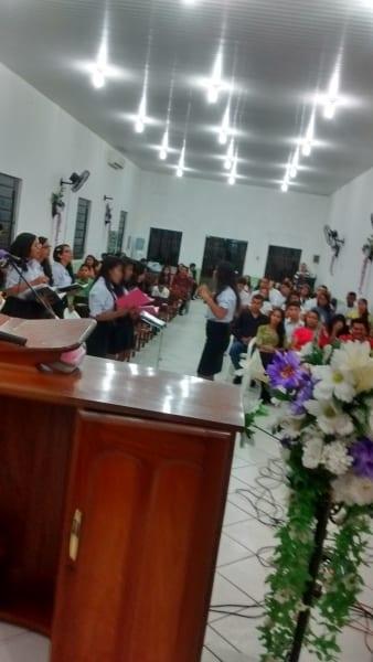 Visitas a igrejas no norte do pais 25