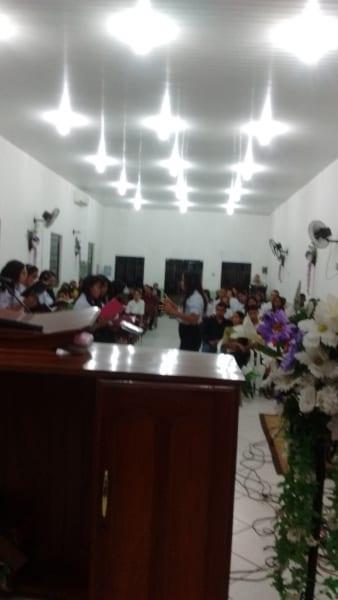 Visitas a igrejas no norte do pais 27
