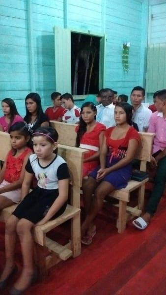 Visitas a igrejas no norte do pais 75