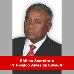 15. Sétimo Secretario - Pr Nivaldo Alves da Silva-SP