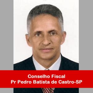 19. Pr Pedro Batista de Castro-SP