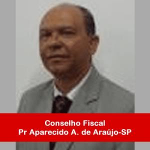 20. Pr Aparecido Araújo-SP