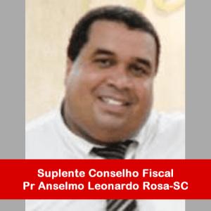 21. Pr Anselmo Leonardo Rosa-SC