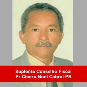 23. Pr Cícero Noel Cabral-PB